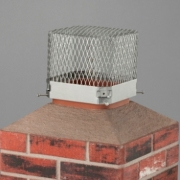 animal gaurd chimney cap