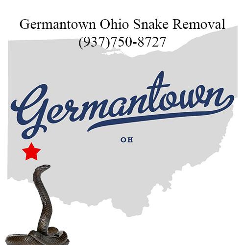 germantown ohio snake removal